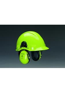 Каска защитная 3М Peltor G3000 повышенной видимости