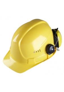Каска защитная Супер Босс 9752 (Uvex) желтая