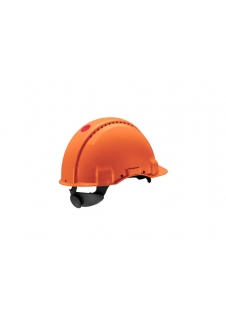 Каска защитная G 3000 NUV (3М Peltor) (оголовье с храповиком) оранжевый